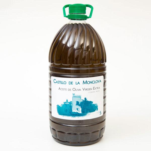 Aceite oliva virgen extra envase pet 5l