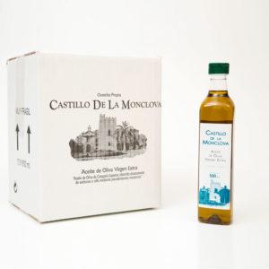 Caja caupage aceite oliva virgen extra